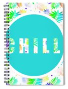 Take Time To Chill Spiral Notebook