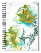 Taking A Bow Spiral Notebook