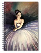 Taking A Moment Spiral Notebook