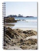 Long Beach Views Spiral Notebook
