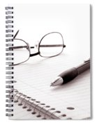 Taking Notes Spiral Notebook