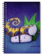 Tako Nigiri Big Excellency Spiral Notebook