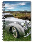 Talbot Darracq Spiral Notebook