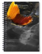 Tale Of The Wild Koi 3 Spiral Notebook