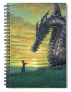 Tales From Earthsea Spiral Notebook