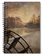 Tales From The Riverbank  II Spiral Notebook