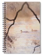 Tales From The Riverbank  Iv Spiral Notebook