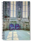 Tales Yet Untold Spiral Notebook