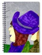 Talk Show Hide Out Spiral Notebook