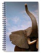 Talking Elephant Spiral Notebook