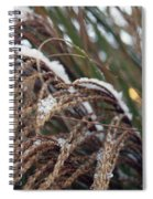 Tall Grass Spiral Notebook