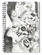 Tall Tales Spiral Notebook