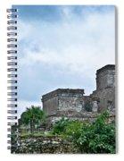 Talum Ruins 5 Spiral Notebook