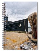 Tamaroa Zuni Berthed Spiral Notebook