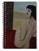 Tamed Spiral Notebook