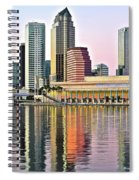 Tampa Bay Alive With Color Spiral Notebook
