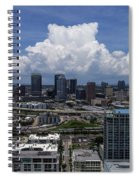 Tampa Spiral Notebook
