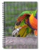 Tanganyika 0103 Spiral Notebook
