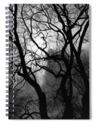 Tangled Trees Spiral Notebook
