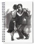 Tango 6 Spiral Notebook