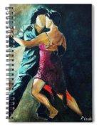 Tango Spiral Notebook