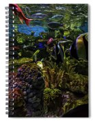 Tanked 1 Spiral Notebook