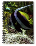 Tanked 3 Spiral Notebook