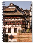 Tanners House Strasbourg Spiral Notebook