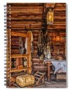Tanning Room - Fort Ross California Spiral Notebook