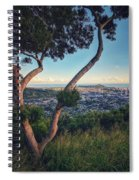 Tantalus Views Spiral Notebook