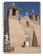 Taos Landmark Spiral Notebook