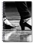 Tap Shoes Spiral Notebook