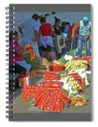 Tapachula 8 Spiral Notebook