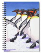 Tappity Tap Spiral Notebook