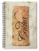 Tappo Cadia Spiral Notebook