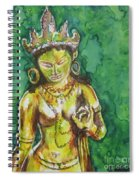 Tara Compassion Spiral Notebook