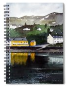 Tarbert Reflections Spiral Notebook