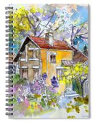 Tarbes 03 Spiral Notebook
