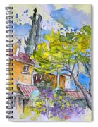 Tarbes 04 Spiral Notebook