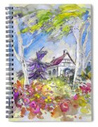 Tarbes 05 Spiral Notebook