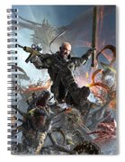 Target Rich Environment Spiral Notebook