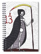 Tarot Of The Younger Self Death Spiral Notebook