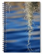 Tarpon Springs Moss Spiral Notebook
