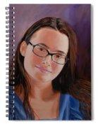 Taryn Snow Spiral Notebook