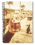Tasmanian Ciders Spiral Notebook