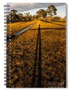Tasmanian Sunset Explorer Spiral Notebook