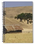 Tassajara Road Spiral Notebook