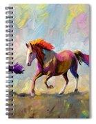 Taste Of Freedom Spiral Notebook