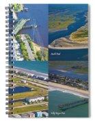 Taste Of Topsail Spiral Notebook