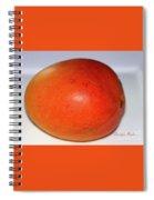 Tasty Mango Spiral Notebook